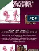 Epipaleolitico y Mesolitico