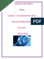 Carpeta de Informática
