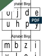 alphabingo