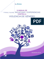 Manual Practicas contra la violencia de género