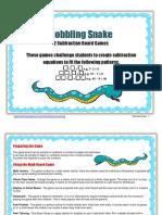 Gobbling Snake
