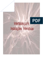 Interfaces Sensores Atuadores