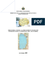 Ribolovna osnova za ribolovnoto podracje - Ohridsko ezero