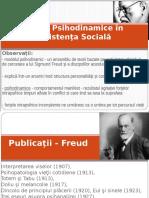 Teorii psihodinamice
