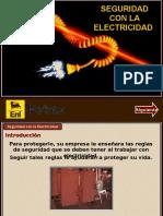 04 Seguridad Con La Electricidad-petrex