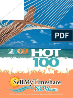 Sell My Timeshare NOW HOT 100 Timeshares 2009