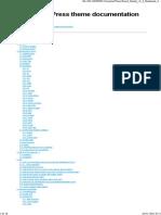 Time - WordPress Theme Documentation