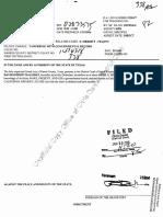 160125 Daleiden TX Complaint
