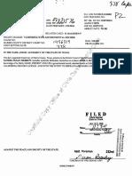 160125 Merritt TX Complaint
