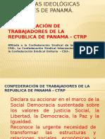 TENDENCIAS IDEOLÓGICAS  SINDICALES DE PANAMA.pptx