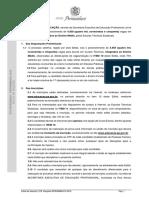 Edital ETE Integrado 2016