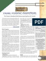 Psionics Enhance