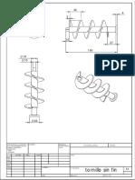 PDF Tornillo Sin Fin