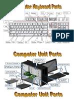 Computer Keyboard Parts
