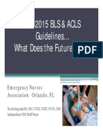 The 2015 Bls Acls Guidelines Ena