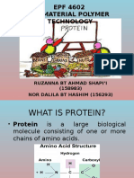 All About Protein