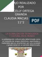 La Globalizacion Tecnologica y Cultural en El Mundo (1)