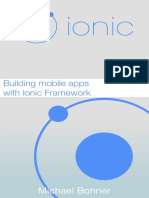 Ionic Building Mobile Apps With Ionic Framework