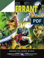 Aberrant D20 Sourcebook