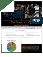 Colorado State Budget Graphic