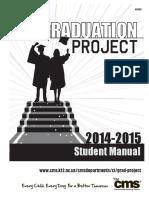 graduation project 2014-15