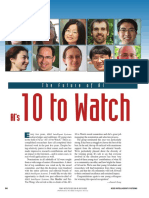 AI 10 to Watch