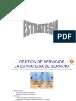 Estrategia GS