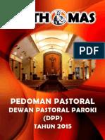 Pedoman DPP tahun 2015