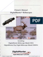 Elcan DayNight Hunter Manual