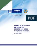Norma NRD2 Conred