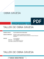 1. Clases Obra Gruesa (Presentacion)1de4