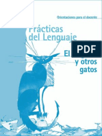 """Prácticas del Lenguaje """"El negro y otros gatos (libro del docente)"""