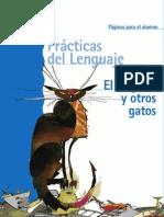 """Prácticas del Lenguaje """"El negro y otros gatos (Libro del alumno)"""