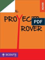 Rover ManualProyectoRover