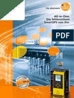 All-in-One. Die fehlersichere SmartSPS von ifm.