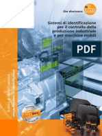 Sistemi di identificazione per il controllo della produzione industriale e per macchine mobili