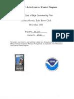 Tofte Core Village Community Plan (306-12-07)