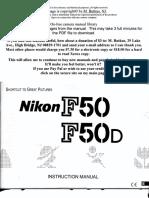 Nikon F50 Photography