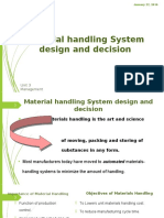 5.Material Handling System Design and Decision