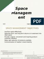 8.Space Management