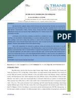 3. Ijcnwmc - A Study on Big Data Modeling Techniques New