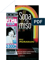 Murakami Ryu - Sopa de Miso