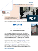 SZARY LIS PDO269 FO von Stefan Kosiewski ZECh CANTO DCLXVII arte 2016 film o zamachu na jp2 20160126 Magazyn Europejski SOWA