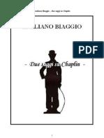 Due Saggi Su Chaplin