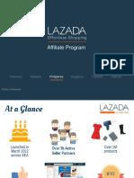 Lazada Philippines Affiliate Program