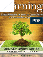 Learning_ Exact Blueprint on How to Learn - Angel Greene