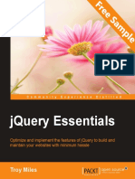 jQuery Essentials - Sample Chapter