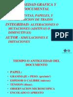 5.2 Falsedad Grafica Documental