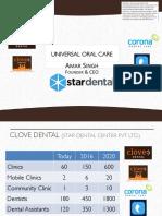 Universal Oral Care