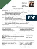 Curriculum Vitae - Zunino
